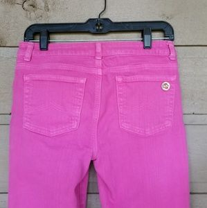 Michael Kors Hot Pink Jeans